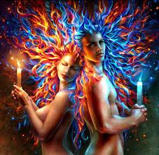 Twin Flame Telepathic Sex