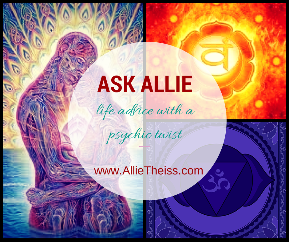 Ask Allie: Soul Mate Heartache