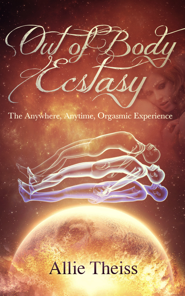 Out of Body Ecstasy Book Paperback