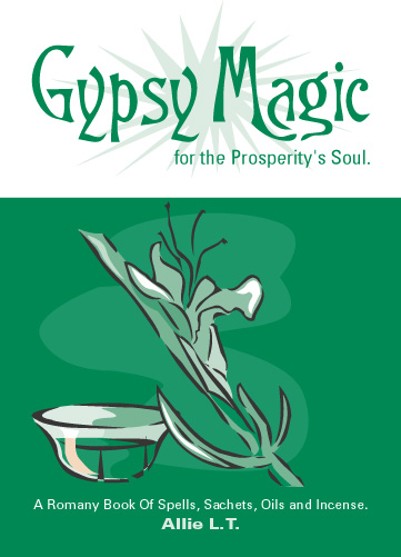 Gypsy Magic for the Prosperity's Soul Paperbook