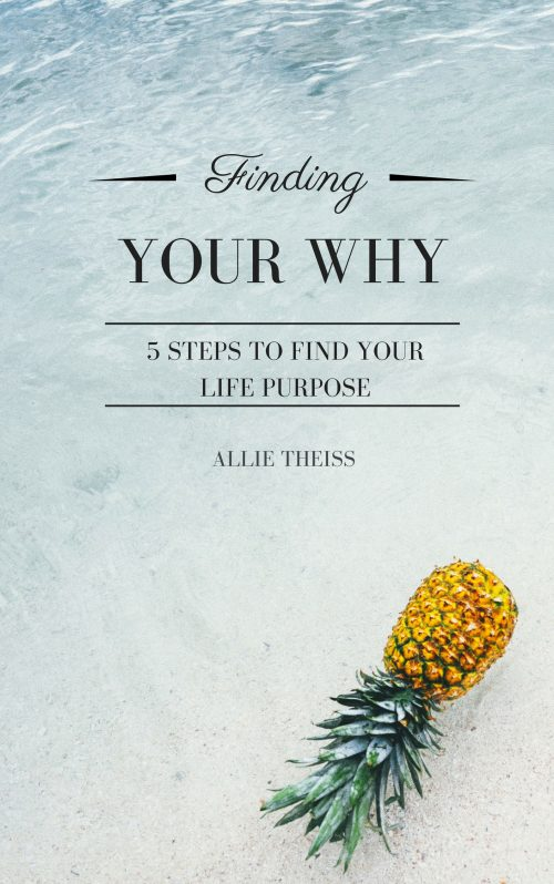 Finding Your Why Guide