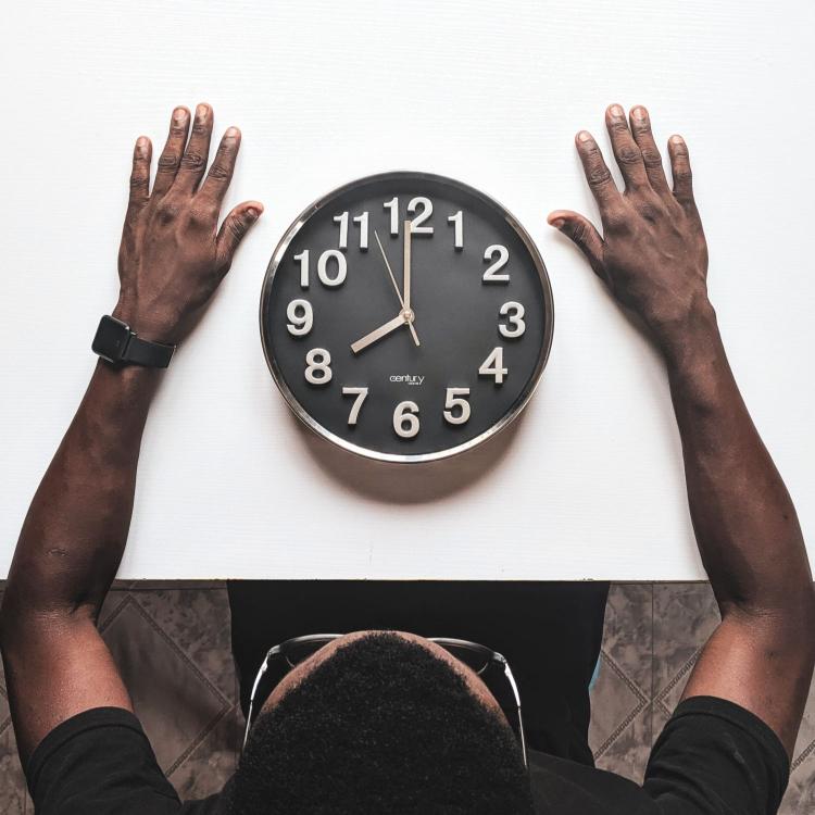 Motivational Minute: Set Reasonable Time Frames